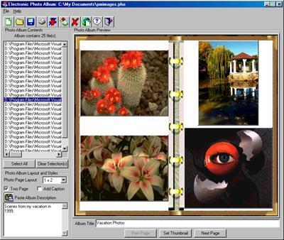 PhotoMazing is a fast photo viewer and light editor for image transformation.